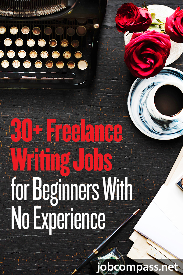 Are you looking for freelance online writing jobs for beginners with no experience? You are in luck! I have found the best freelance writing jobs online and you don't even need experience.