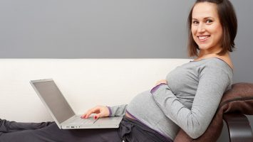 Are you looking for jobs for pregnant women? It's possible to be pregnant and have an online job. Get the top online job options for women who are pregnant and want to be at home.