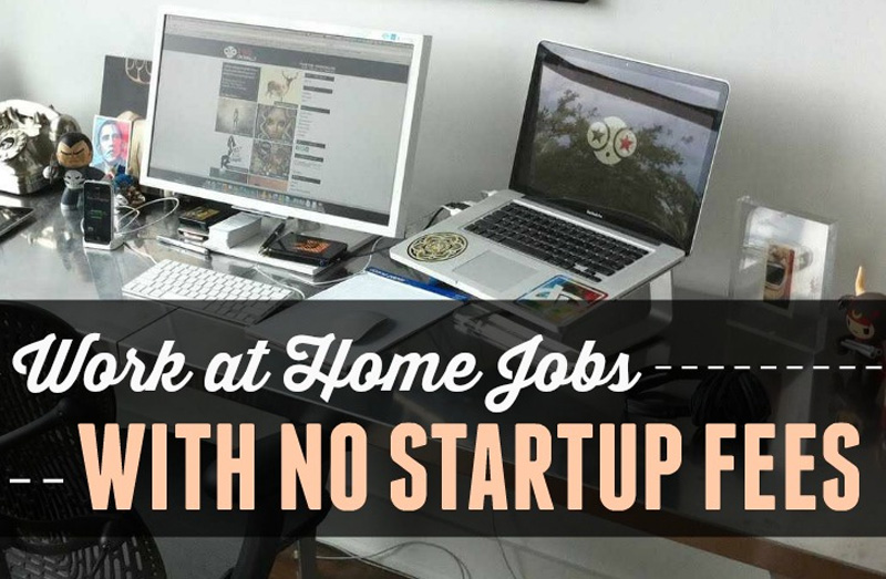 Are you tired of working the 9-5 hustle, but afraid of falling into a scam? Don't worry! These 70 LEGIT work from home jobs with no startup fees are just what you have searching for. Start a new career, today!