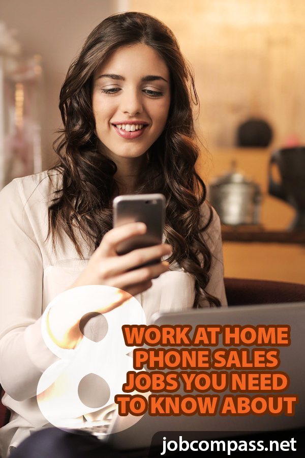 The best work from home sales jobs aren't always the most obvious. If you're looking for a great company that offers base pay plus commision, these are the jobs for you!