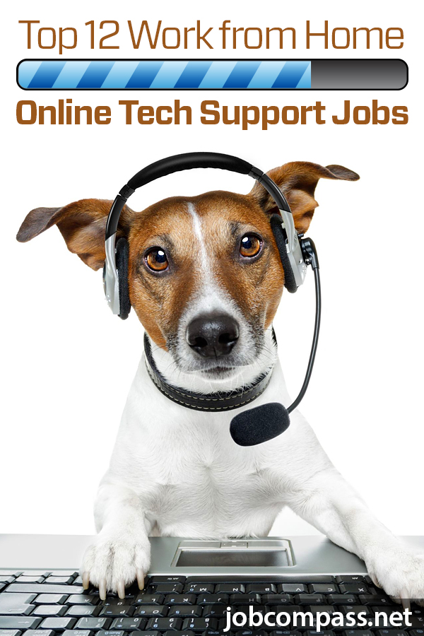 Are you technically inclined? If you are tech savvy and are tired of going to the same old boring 9-5 job, you can start your career working from home. Check out these work from home online tech support jobs.
