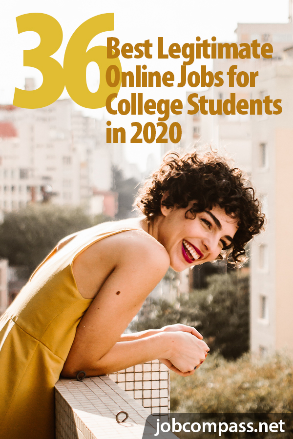 Getting through college isn't easy, and finding a job around your classes is even harder. Instead, pay your way through college with these top legitimate online jobs for college students.