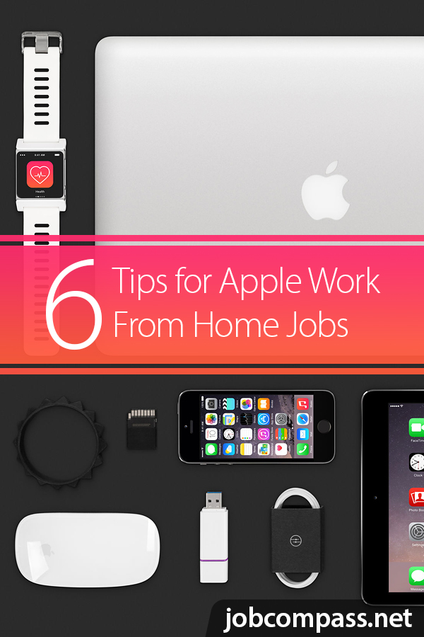 Considering a job with Apple? Check out these 6 tidbits of knowledge about the role of a work from home Apple chat agent. You'll find other remote jobs, too.