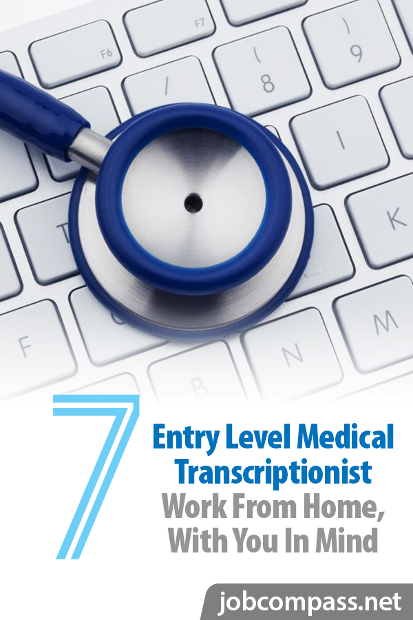 Have you ever pondered how people begin their jobs as remote medical transcriptionists? Well, you are not alone. Everything you need to know about entry level medical transcriptionist work from home can be found right here.