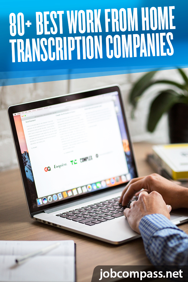 Are you looking for work from home transcription companies? Ditch your daily commute, and check out this huge list of transcription companies that are hiring!