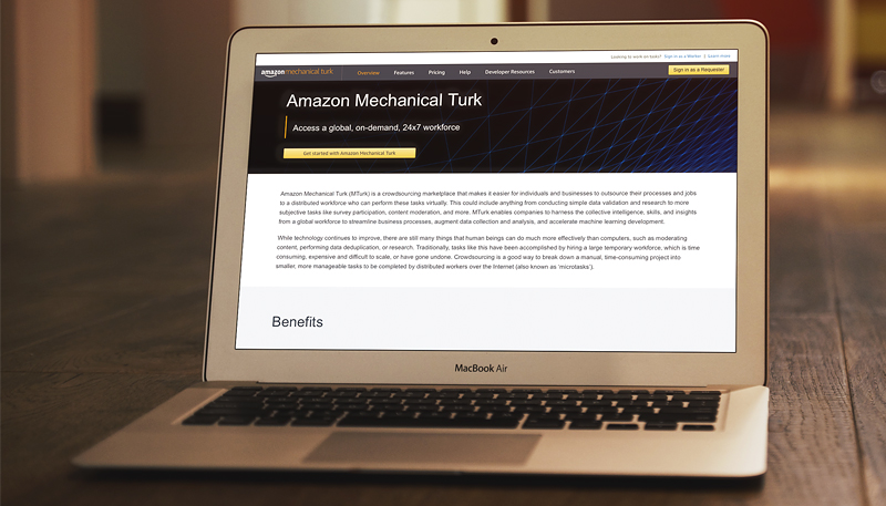 9 Best Sites Like Amazon Mechanical Turk That Pay More