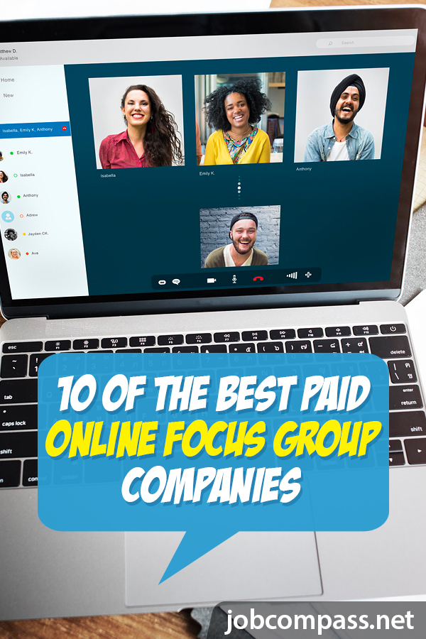 Love surveys? You will then love focus groups. You will want to check out these 10 best paid online focus group companies.