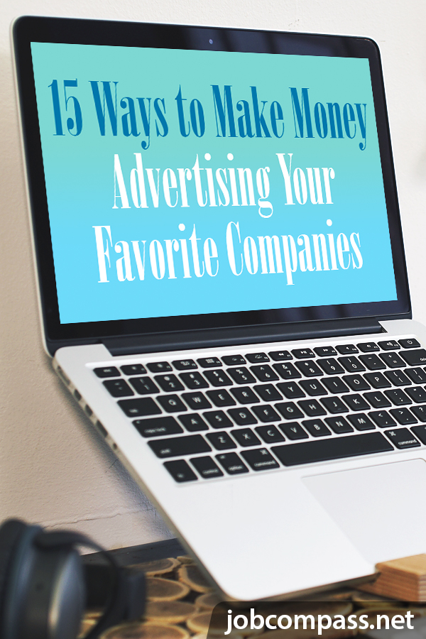 Need money? Love advertisements? Boy, do we have a great job for you! You'll want to check out how to get paid to advertise for companies.
