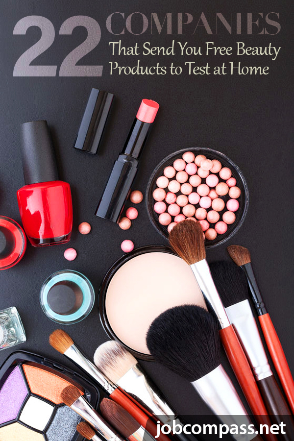 Looking to get free makeup? You will want to check out these 22 websites on how to get free makeup products to review.