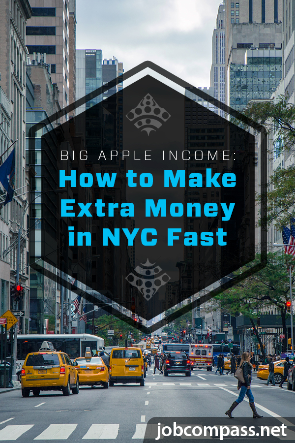Need money and live in NYC? You'll want to check out these 12 quick ways to make money in NYC.