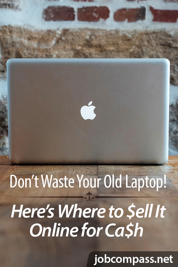 Looking to purge your old electronics? You'll want to check out these 17 best places to sell laptop online and other electronics too!