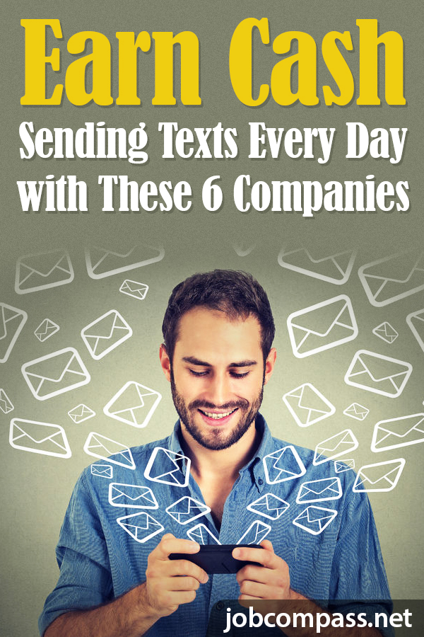 Looking to make a little bit of money, while sending text messages? You'll want to check out these 6 sites that you can make money sending text messages.