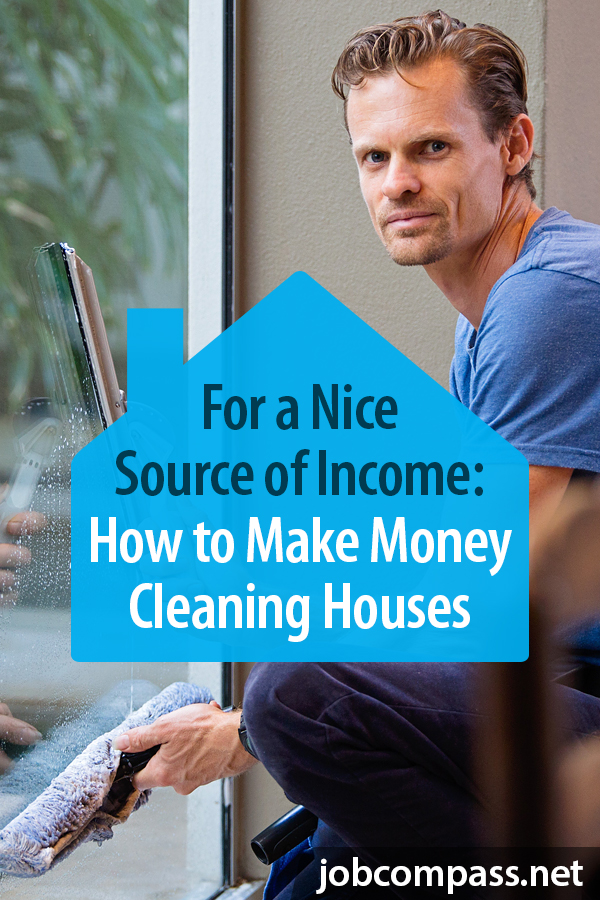 Curious on how to make money cleaning houses? You'll want to check out this complete guide.