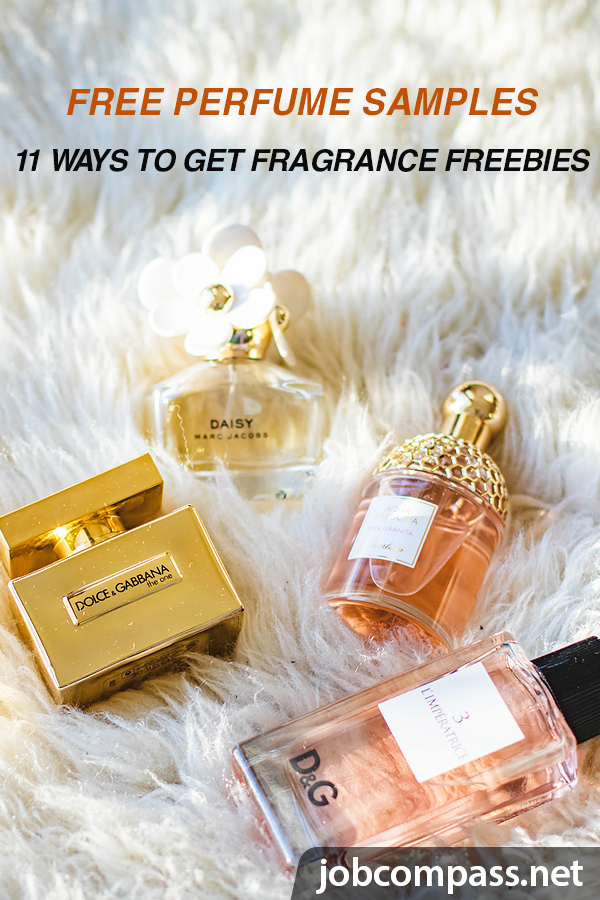 Wondering how to get free perfume samples? You'll want to check out these 11 methods.