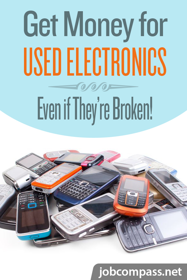 Ready to stop holding onto your old electronics? You will want to check out these 27 places to sell your old electronics for cash today.