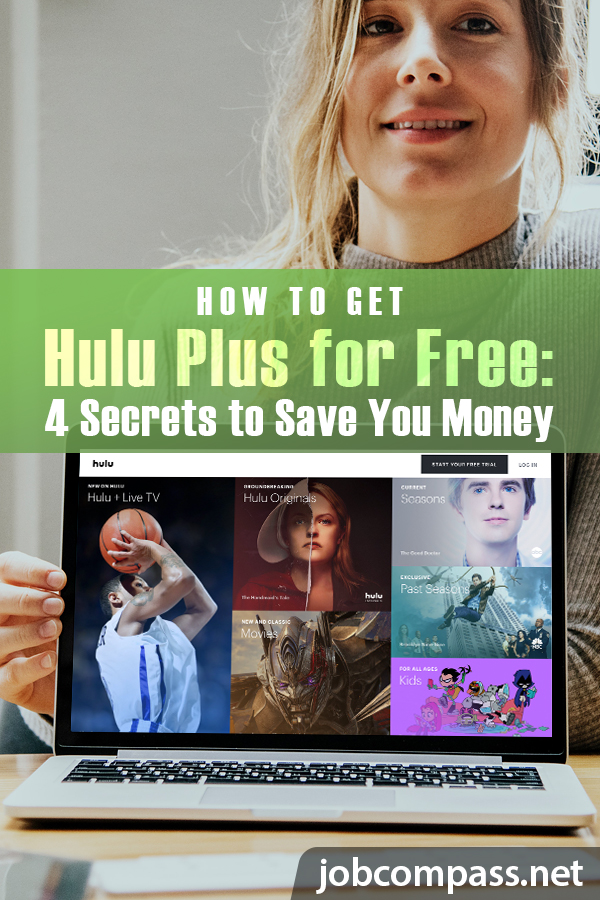 Just cut the cord? You'll want to check out how to get Hulu Plus for free with these 4 simple ways.