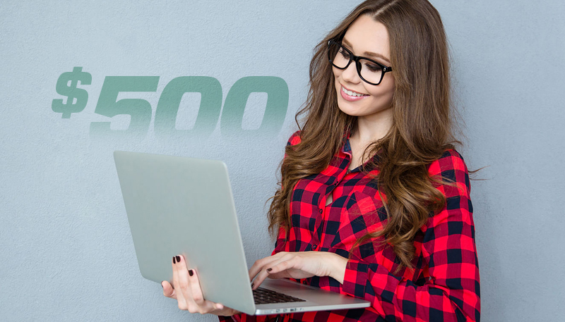 24 Foolproof Ways on How to Make $500 Fast Online