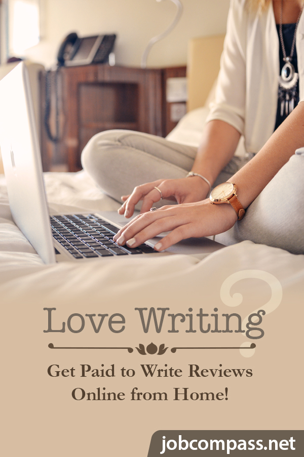 If you want to get paid to write reviews online, look no further! 27 of the top paid review writing websites are just a click away. Take a look, and see for yourself!