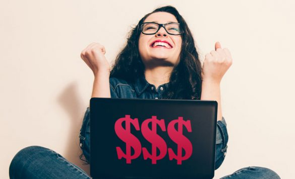 56 Ways to Make 5, 10, 15 or Even 20 Dollars Instantly Online