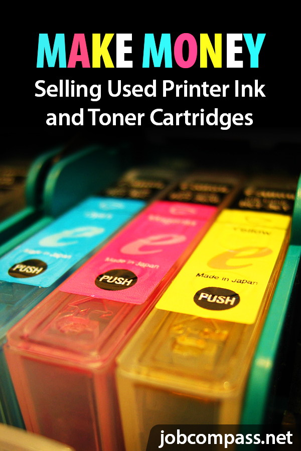 Curious on what to do with all those empty ink cartridges? Check out these 6 ways to recycle empty ink cartridges for cash.