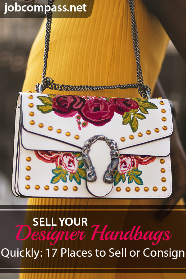 Looking to sell your used handbags? You will want to check out these 17 best places to sell designer handbags for cash.