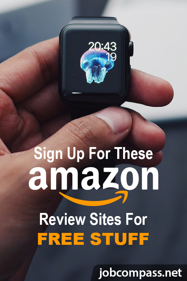 Love free or discounted items? You will want to check out these 40 Amazon review sites.