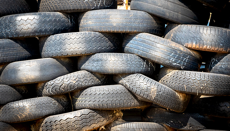 Stop Spinning Your Wheels: 3 Easy Ways to Recycle Old Tires for Cash