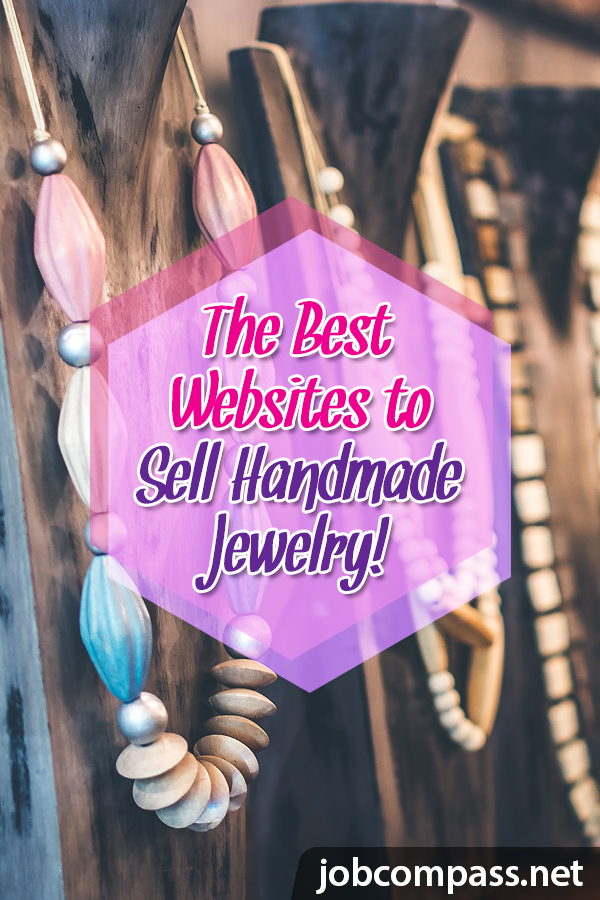 Looking into how to sell your handmade jewelry? You will want to check out these 17 best websites to sell handmade jewelry online, plus our 5 offline options too.