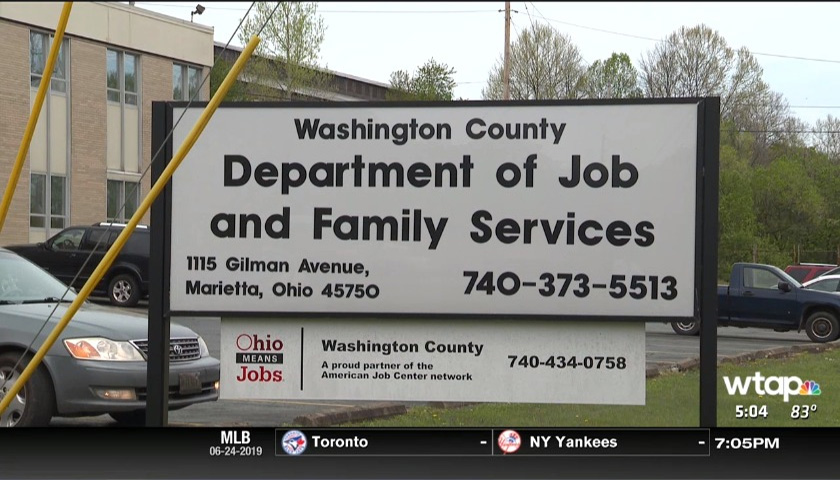 Washington County Jobs and Family Services